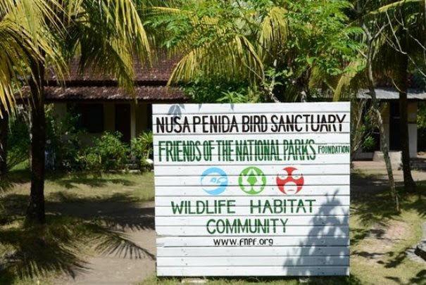 National Park Foundation Bird Sanctuary