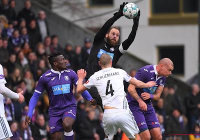 Anderlecht a fait une première offre concrète pour Mike Vanhamel