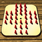 Pegs / Solitaire (Free)