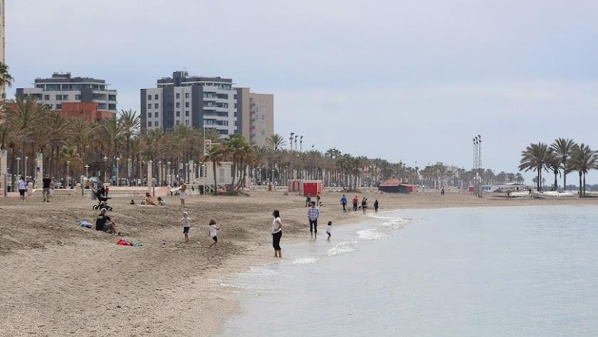 Almería afronta la fase 2.