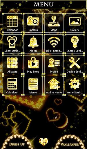 Fancy Wallpaper HAPPY HEART Theme 2.0.0 Windows u7528 2