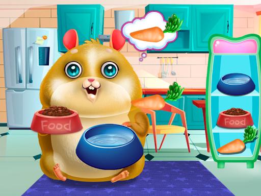 Pet Vet Care Wash Feed Animals - Animal Doctor Fun android2mod screenshots 5