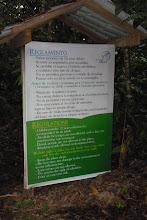 "Photo: Regelwerk im lokalen Thermalbad - ""love scenes not allowed"""