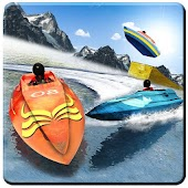 Extreme Power Boat Racing 17: 3D Beach Drive