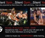 Little Falls LIVE DJ event : Virgin Active, Little Falls
