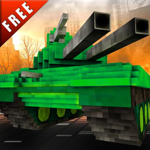 Toon Tank - Craft War Mania