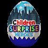 Яйца с сюрпризом: Супергерои