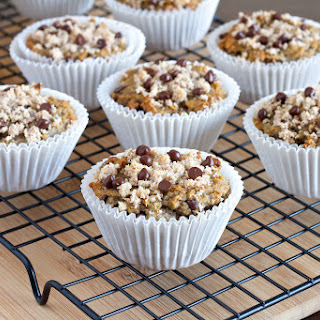Chocolate Chip Muffins with Cinnamon Streusel Recipe