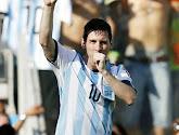 Messi rate à nouveau un penalty