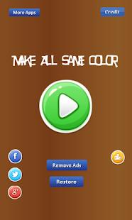 Make All Same Color - rabbits - náhled
