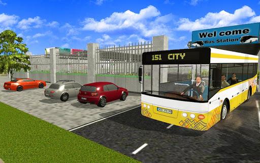 玩免費模擬APP|下載Tour bus hill driver transport app不用錢|硬是要APP