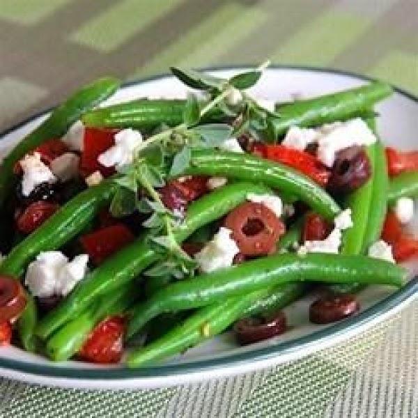 Creole Green Bean Salad Recipe