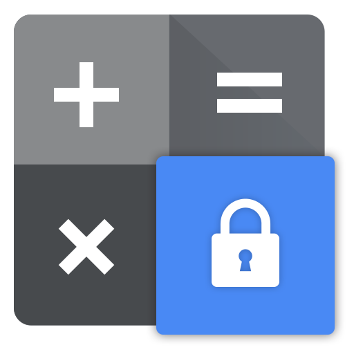 Calc Vault-Photo,video locker,Safe Browser,Applock Icon
