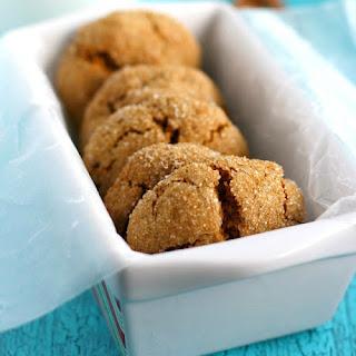 Gluten-Free Pumpkin Spice Molasses Cookie