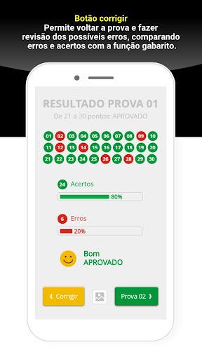 Simulado Detran São Paulo - SP screenshot 4