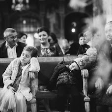 Wedding photographer Radu Dumitrescu (radudumitrescu). Photo of 12.02.2018