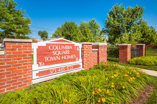 Columbia Square Townhome Apartments in Columbia, Missouri | The ...