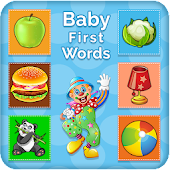 Baby First words :- Kids Learning games