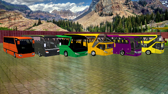 Coach Bus Simulator Driving 2: Bus Games 2020  Apk Download For Android and Iphone 6