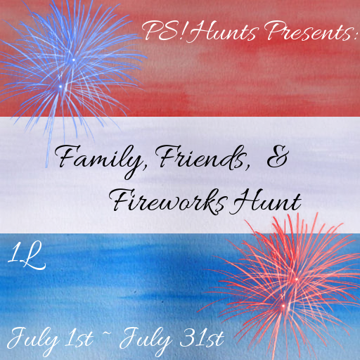 Family, Friends, & Fireworks