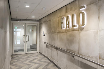 The Halo  Apartments