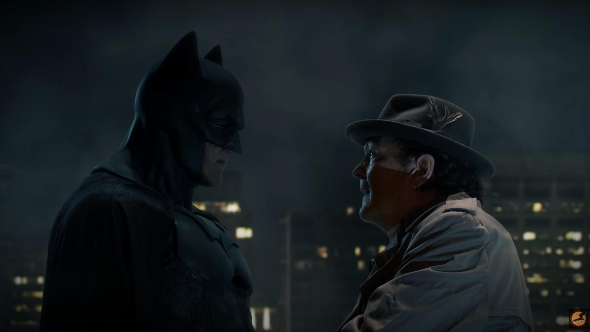 BATMAN Fan Film Enlisted Michael Madsen and Doug Jones!_1