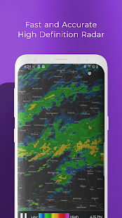 MyRadar Weather Radar Ad Free Screenshot