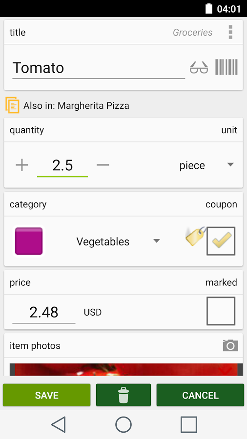 how to get on google shopping list