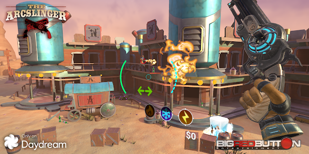 The Arcslinger Screenshot