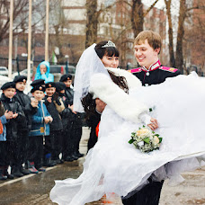 Wedding photographer Natasha Ibragimova (NataliFox). Photo of 02.02.2014