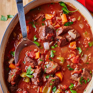 Simplest Spiced Lamb Stew.