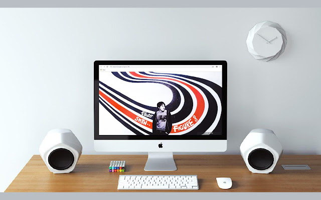 Elliott Smith New Tab & Wallpapers Collection