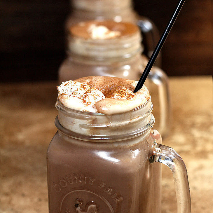 Mexican Hot Chocolate with Tequila and Cayenne Pepper Recept | Yummly