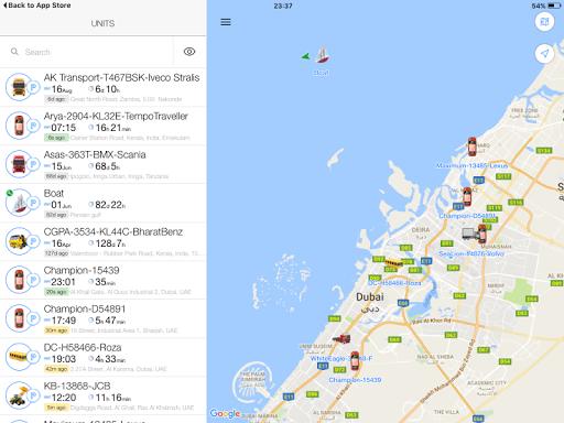 玩免費遊戲APP|下載Vertex Simple Vehicle Tracking app不用錢|硬是要APP