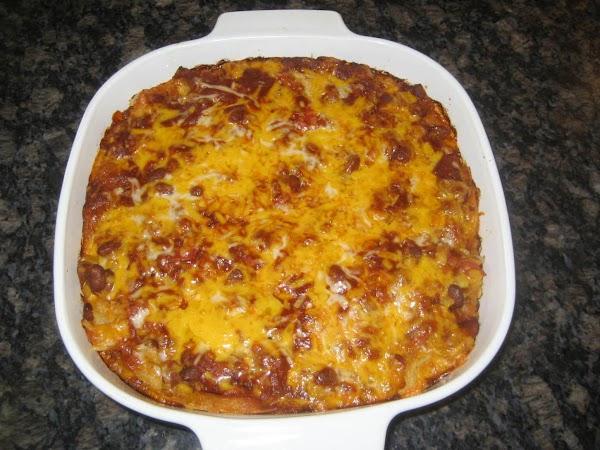 Chilaquiles Casserole Recipe