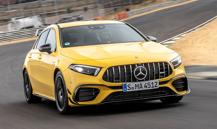 Where most are mere hot-hatches, the Mercedes-AMG A45 S rewired preconceptions of performance potential in the popular premium hatch category.