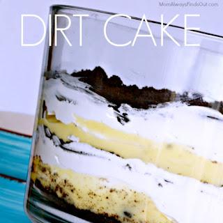 OREO Dirt Cake Dessert