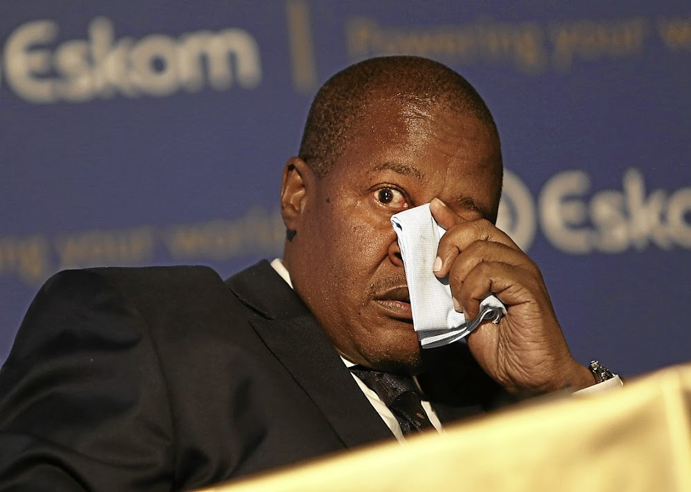 State capture: Brian Molefe and the backpack stuffed with R200 notes - TimesLIVE
