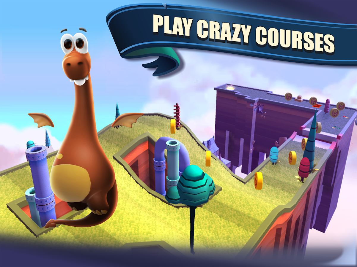 Dragon Putt- screenshot