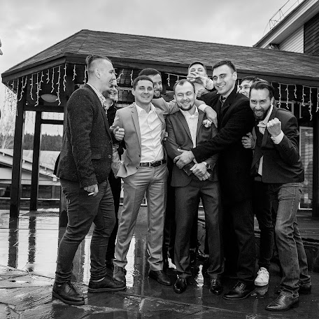 Wedding photographer Marina Chuveeva (VeeV). Photo of 27.01.2018