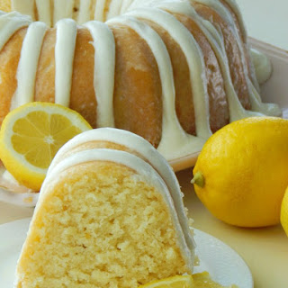 Italian Lemon Pound Cake.