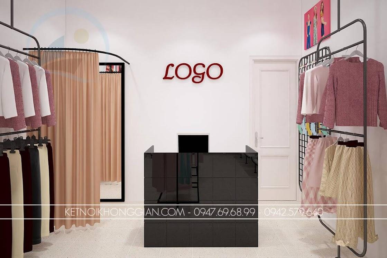 thiết kế shop thời trang giá rẻ 6
