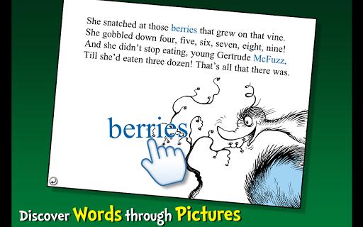 Gertrude McFuzz - Dr. Seuss