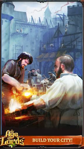 Age of Lords: Legends & Rebels apklade screenshots 2