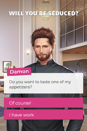 Love & Diaries: Damon — Cooking love story - screenshot