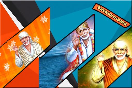 Sai Baba Screen Lock