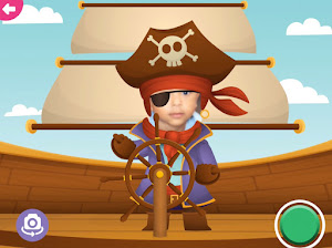 Hopster Photo Booth Pirate