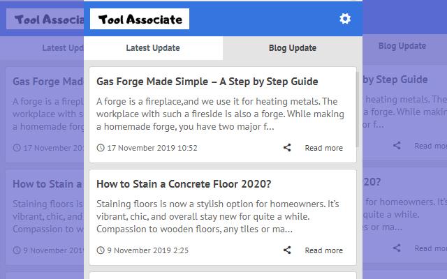 Toolassociate - Update Latest News