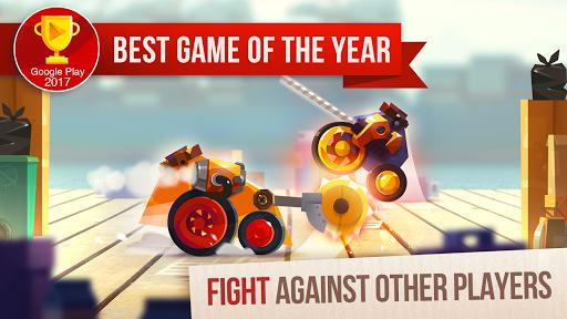 CATS: Crash Arena Turbo Stars (Mod) – Đại chiến máy