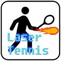 Laser Tennis (FREE: full game) icon